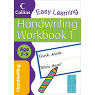 Handwriting Age 7-9 Workbook 1 (BOK)