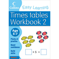 Times Tables Workbook 2 (BOK)