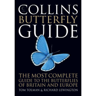 Collins Butterfly Guide (BOK)