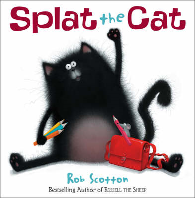 Splat The Cat (BOK)