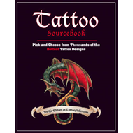 Tattoo Sourcebook: Pick and Choose from Thousands of the Hottest Tattoo Designs (BOK)