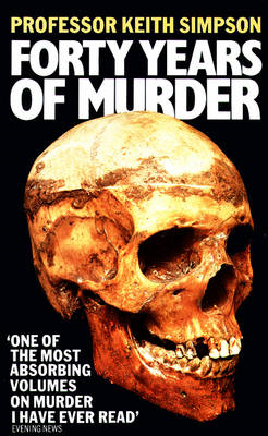 Forty Years of Murder (BOK)