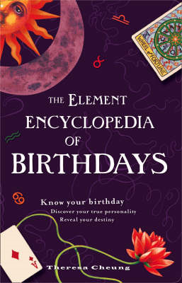 Element Encyclopedia of Birthdays (BOK)