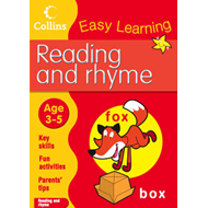 Reading and Rhyme (BOK)