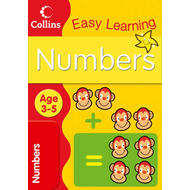 Numbers Age 3-5 (BOK)