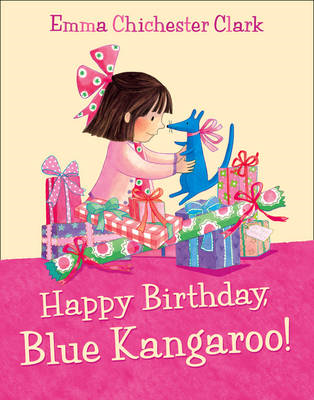 Happy Birthday, Blue Kangaroo! (BOK)