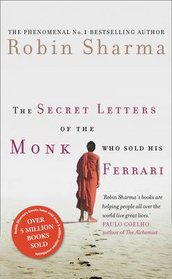 Secret Letters of the Monk Who Sold His Ferrari (BOK)