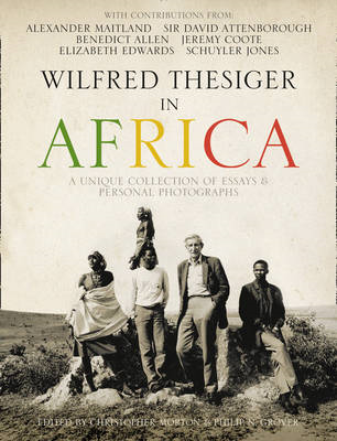 Wilfred Thesiger in Africa (BOK)