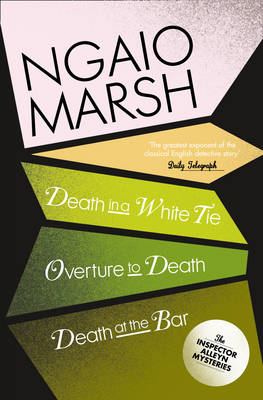 Death in a White Tie / Overture to Death / Death at the Bar (BOK)