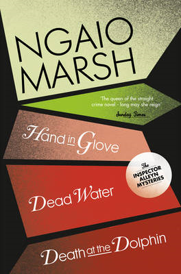 Death at the Dolphin / Hand in Glove / Dead Water (BOK)