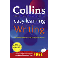 Easy Learning Writing (BOK)