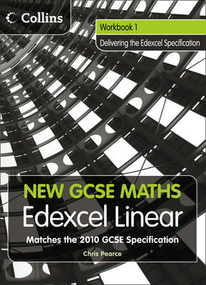 Workbook 1: Edexcel Linear (A) (BOK)