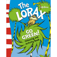 Lorax Go Green Activity Book (BOK)