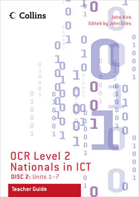 Collins OCR Level 2 Nationals in ICT - Teacher Guide for Disc 2: Units 1-7 (BOK)