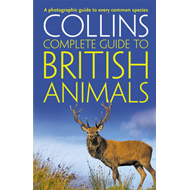 Collins Complete British Animals (BOK)