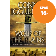 Produktbilde for Wolf of the Plains (BOK)