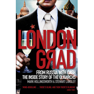 Produktbilde for Londongrad - From Russia with Cash;the Inside Story of the Oligarchs (BOK)
