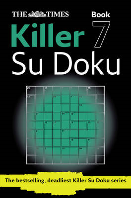 Times Killer Su Doku Book 7 (BOK)