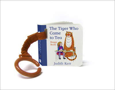 The Tiger Who Came to Tea Buggy Book (BOK)