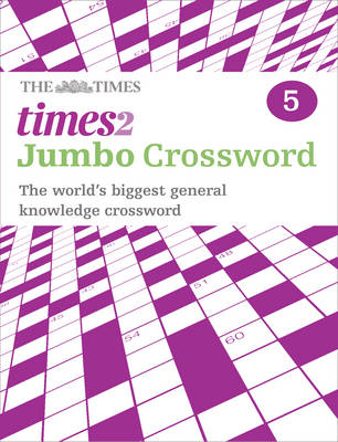 Times 2 Jumbo Crossword (BOK)