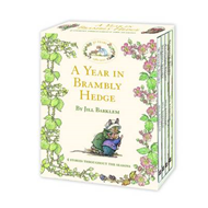 Year in Brambly Hedge (BOK)