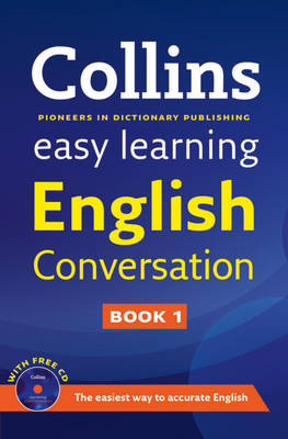 Easy Learning English Conversation: Book 1 (BOK)