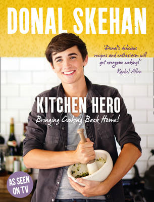 Kitchen Hero: Great Food for Everyone (BOK)