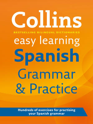 Easy Learning Spanish Grammar and Practice (BOK)