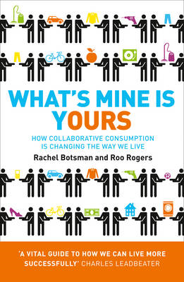 What's Mine Is Yours (BOK)