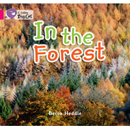 In the Forest: Pink B/Band 01b (BOK)