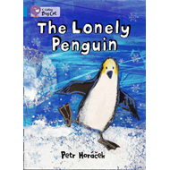 The Lonely Penguin: Band 04/Blue (BOK)