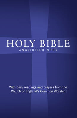 Holy Bible: New Revised Standard Version (NRSV)Anglicised ed (BOK)