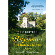 Betjeman's Best British Churches (BOK)