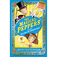 Magical Peppers and the Island of Invention (BOK)