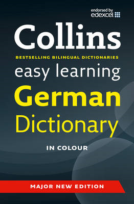 Easy Learning German Dictionary (BOK)