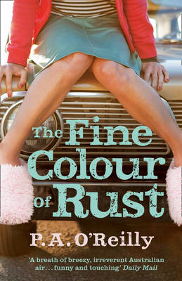 Fine Colour of Rust (BOK)