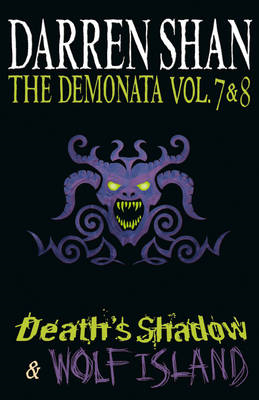 Volumes 7 and 8 - Death's Shadow/Wolf Island (BOK)