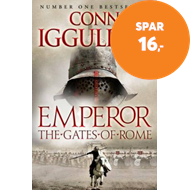 Produktbilde for The Gates of Rome (BOK)