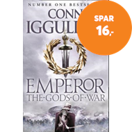 Produktbilde for The Gods of War (BOK)