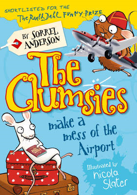 Clumsies Make a Mess of the Airport (BOK)