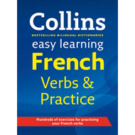 Easy Learning French Verbs and Practice (BOK)