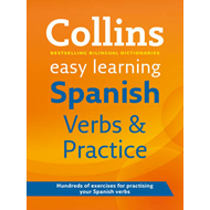 Easy Learning Spanish Verbs and Practice (BOK)