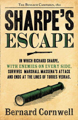 Sharpe's Escape (BOK)