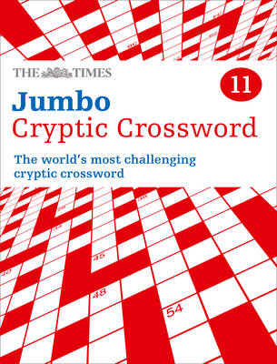 Times Jumbo Cryptic Crossword 11 (BOK)
