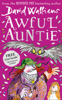 Awful Auntie (BOK)