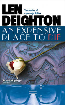 Expensive Place to Die (BOK)
