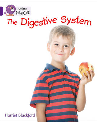 The Digestive System: Purple/Band 08 (BOK)