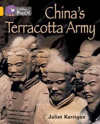 Terracotta Army: Gold/Band 9 (BOK)