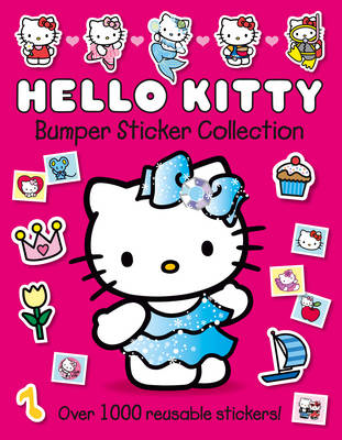 Hello Kitty Bumper Sticker Collection (BOK)