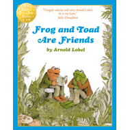 Frog and Toad are Friends (BOK)